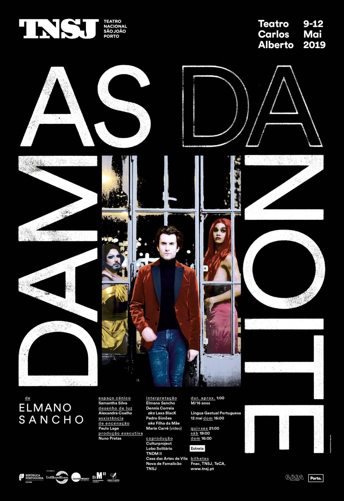 São João National Theatre Posters 2019 Image:1.3