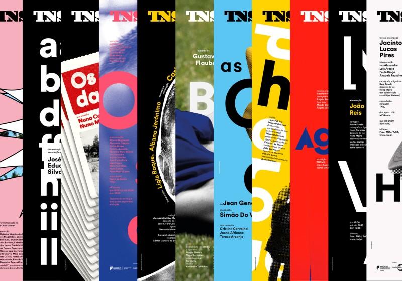 São João National Theatre Posters 2015-2016