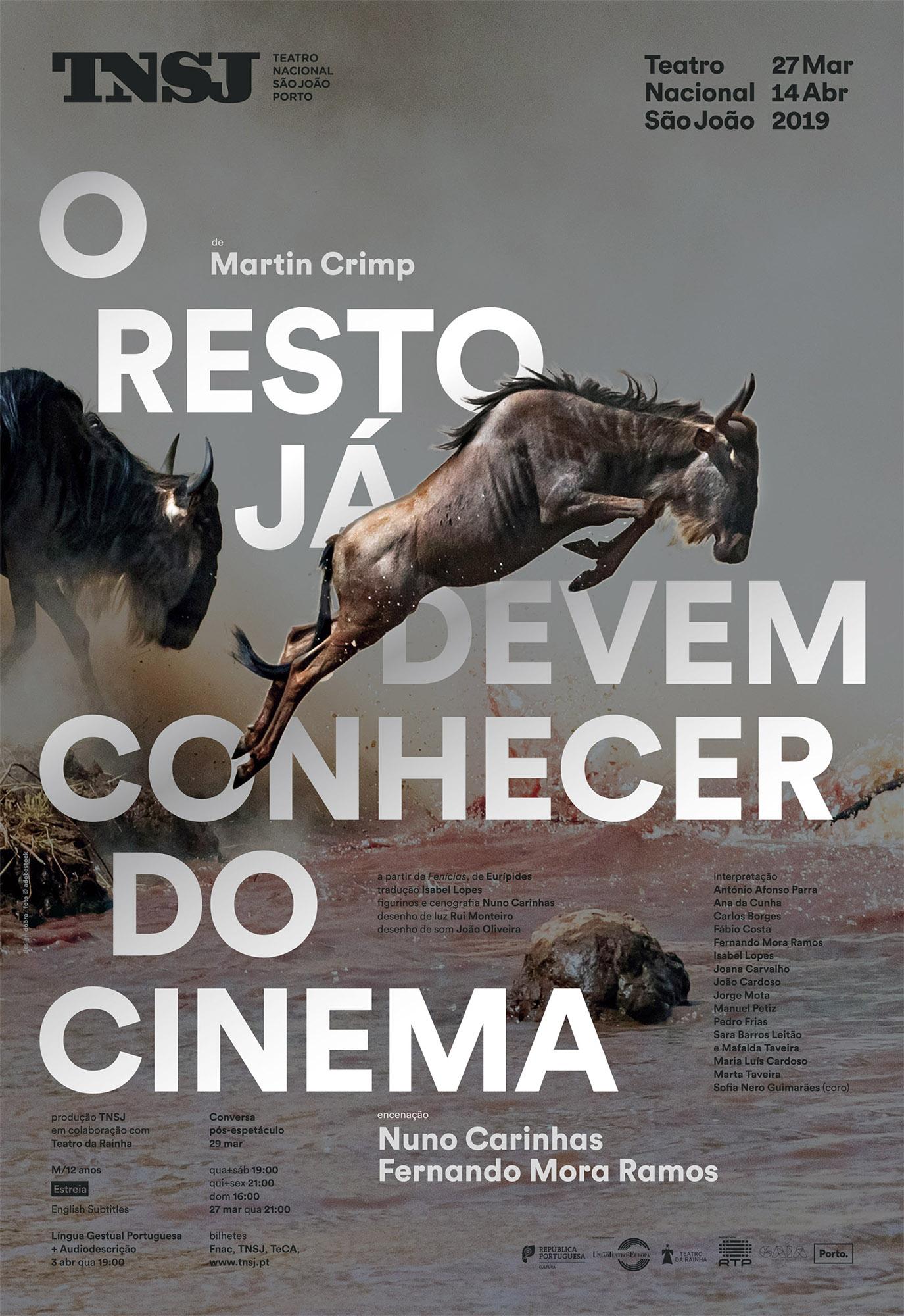 São João National Theatre Posters 2019 Image:1.1
